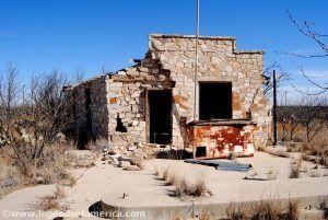 Dryden Gas Station