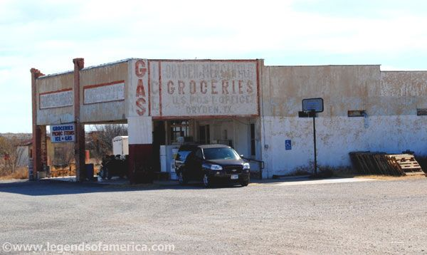 Dryden Grocery