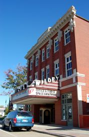 Wildey Theater in Edwardsville, Illinois