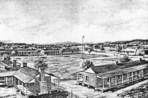 Fort Arbuckle, Oklahoma