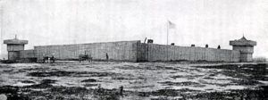 Fort Berthold, 1864