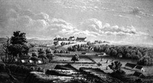 Fort Chadbourne, 1854