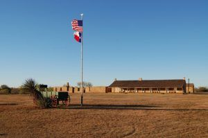 Fort Chadbourne, Texas