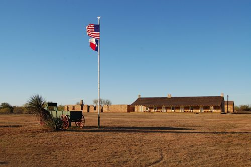 Fort Chadbourne, Texas