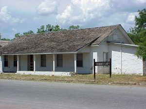 Fort Duncan commissary