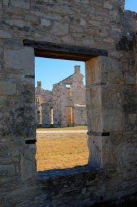 Fort McKavett Ruins