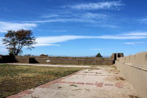 Fort Vasquez has been rebuilt today, photo courtesy Blake20CO's Flicker photostream