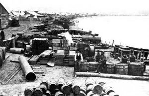 Fort Benton Boom
