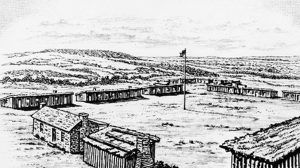 Fort Cobb, Oklahoma, 1859