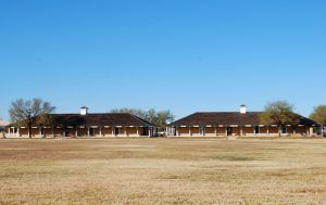 Fort Concho, Texas today