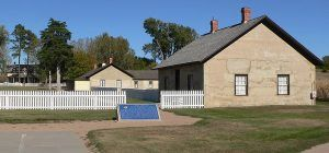 Fort Hartsuff today, courtesy Wikipedia