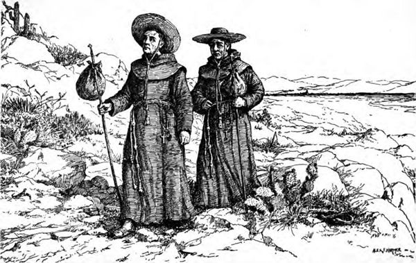 Franciscan missionaries