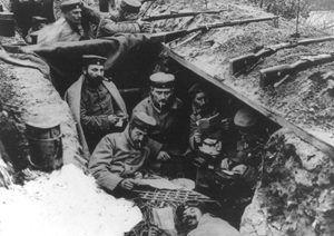 German Soldiers 1916