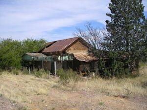 Gleeson crumbling house