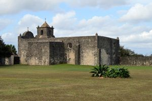 Goliad-Presidio La Bahia - Mission