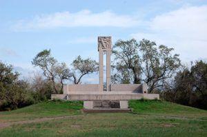 Goliad Fannin Grave