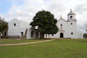 Goliad - Mission Espirtu Santo