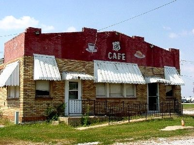 Route 66 Cafe, Litchfield, Illinois