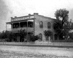 Koch Hotel, D'Hanis, Texas