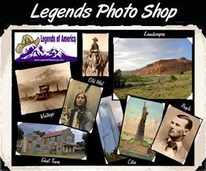 Legends of America Photo Shop