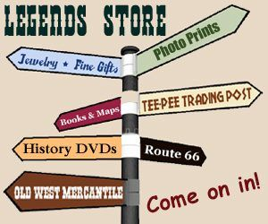 Legends of America's General Store