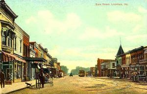 Vintage Litchfield, Illinois