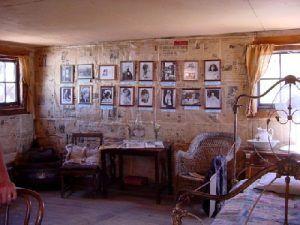 Baby Doe's Cabin, August, 2003, Kathy WeiserBaby Doe's Cabin, August, 2003, Kathy Weiser