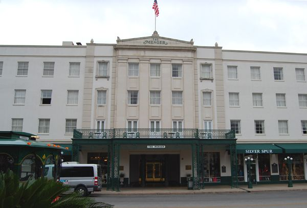 The Menger Hotel, David Alexander, February, 2011.