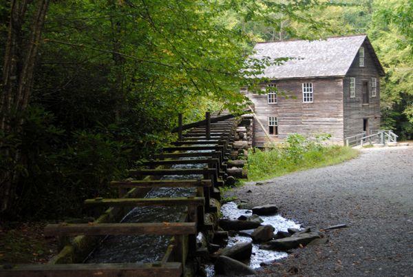 Mingus Mill, Kathy Weiser-Alexander, September, 2012.