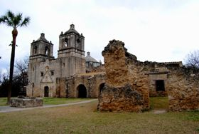 Permalink to: San Antonio Missions National Historic Park
