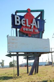 Belair Drive-In, Mitchell, Illinois