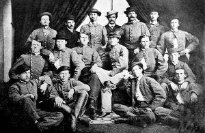 Mosboy's Rangers