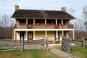 Pea Ridge Elkhorn Tavern
