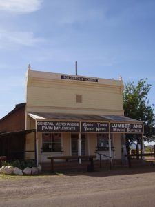 Pearce, AZ General Store