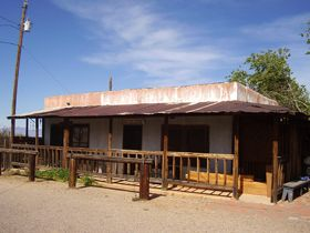 Pearce, AZ Post Office.