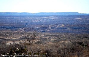 Pecos River Railroad Bridge
