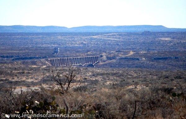Pecos River Railroad Bridge
