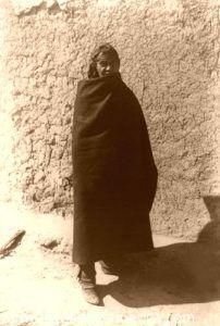 Pueblo Indian Man