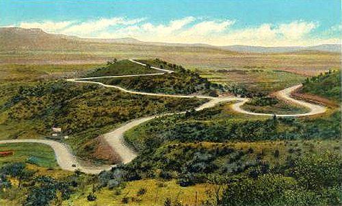 Raton Pass, New Mexico