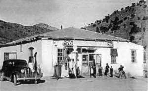 The Ruby Mercantile in the 1930's.
