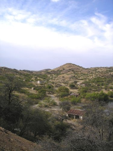 Ruby AZ town view