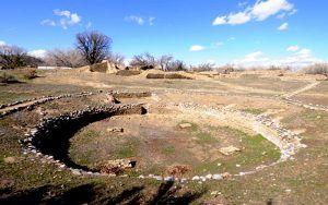 Salmon Ruins, New Mexico
