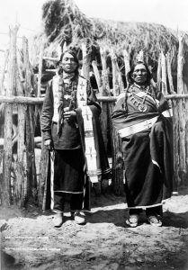 Santa Clara Indians, 1907