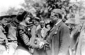 Silver Dollar & Roosevelt, 1910