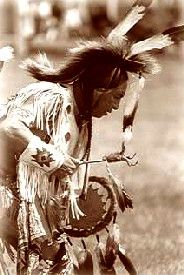 Sioux Dancer