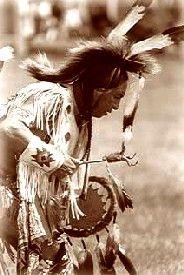 Sioux Dancer