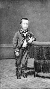 Nathanial Maxcy Tabor between 1860 and 1865-Denver Public Library