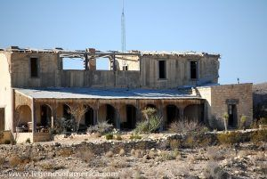 Terlingua Perry Mansion