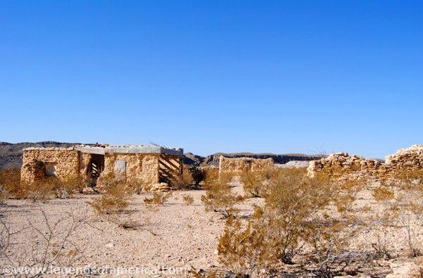 Terlingua Abandoned Buildings