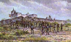 Texian prisoners